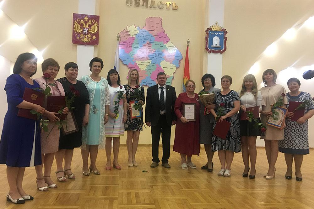 Архивисты, награждённые в честь 100-летия Государственной архивной службы