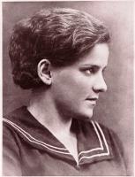 Тамара Яковлевна Дерунец (1920-1942), уроженка Тамбовской области, разведчица, посмертно награждена орденом Отечественной войны 1-й степени