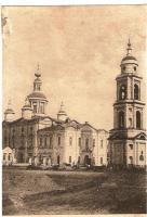 Тамбовский Спасо-Преображенский кафедральный собор.