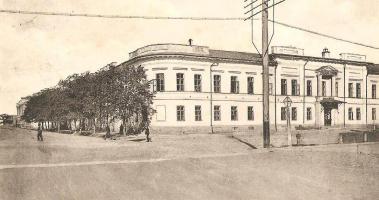 Тамбовское реальное училище, в котором 24 июля 1917 года состоялась городская конференция студентов, курсисток, учащихся