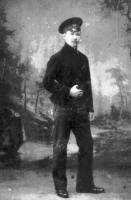 Н.Ф. Пантелин, гимназист. Не позднее 1917 г. Коллекция фотодокументов. Оп. 4. Ед. хр. 441